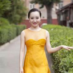 张晶  中央民族大学形体教师