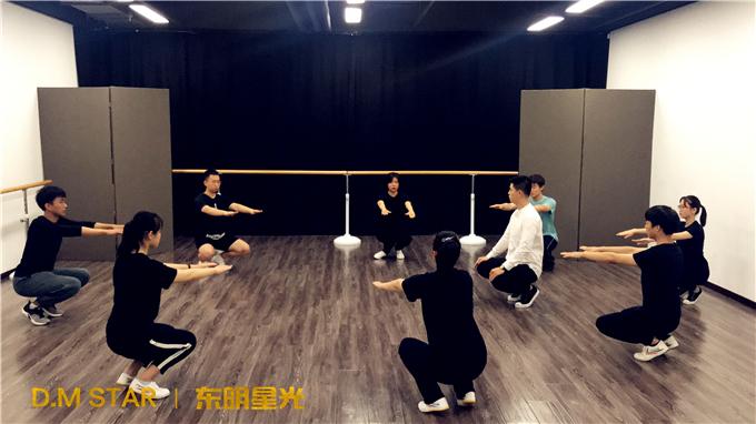 东明星光表演艺考集训班